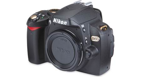 Nikon D60 Black Gold Special Edition (Body only)
