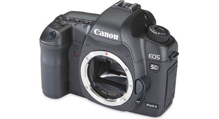 Canon EOS 5D Mark II (no lens included)