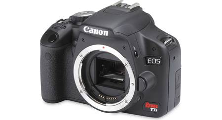 Canon EOS Digital Rebel T1i (Body only)