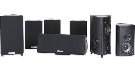 Polk Audio RM87 Home Theater Speaker System