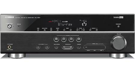 Yamaha Rx V671 Home Theater Receiver With 3d Ready Hdmi