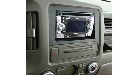 Honda Ridgeline In-dash Receiver Kit