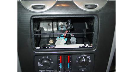 GM In-dash Receiver Kit