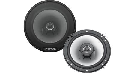 "1 Pair Front Speaker Adapters For Toyota Kenwood KFC-1665S 6.5/"" Speakers"