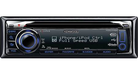 Kenwood Excelon KDC-X494