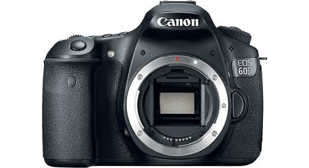 Canon EOS 60D (no lens included)