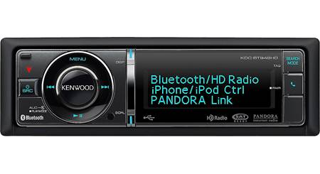 Kenwood KDC-BT948HD