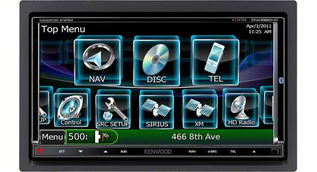 Kenwood Excelon DNX9980HD