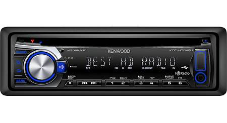 Kenwood KDC-HD548U