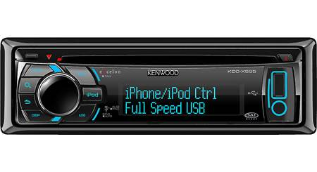 Kenwood Excelon Kdc X596 Cd Receiver At