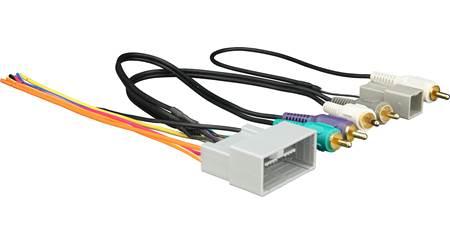 Metra 70-1730 Receiver Wiring Harness