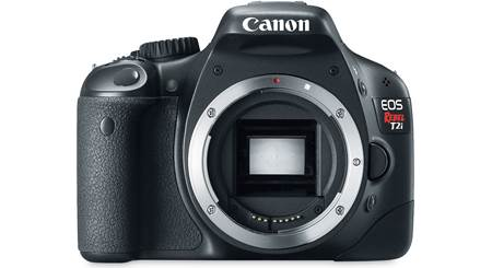Canon EOS Digital Rebel T2i (Body only)
