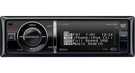 Kenwood Excelon KDC-X794