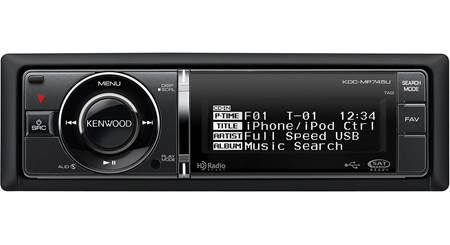 Kenwood KDC-MP745U