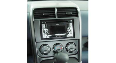 Honda Element In-Dash Receiver Kit