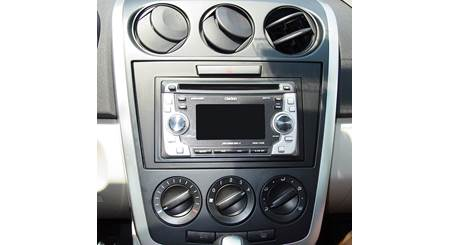 Mazda CX-7 In-dash Receiver Kit