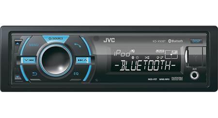 JVC KD-X250BT Digital media receiver at CrutchfieldCrutchfield