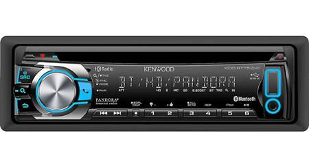 Kenwood KDC-BT752HD