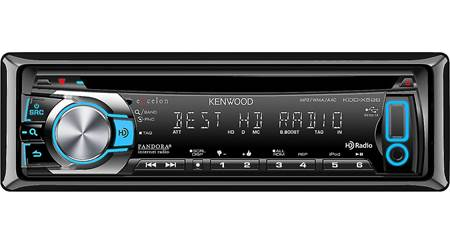 Kenwood Excelon KDC-X596
