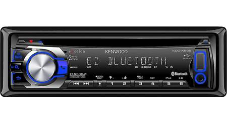 Kenwood Excelon KDC-X696