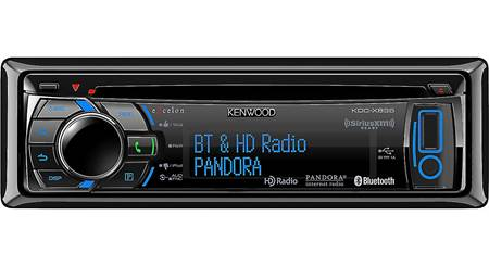 Kenwood Excelon KDC-X896
