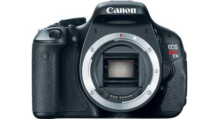 Canon EOS Rebel T3i (no lens included)
