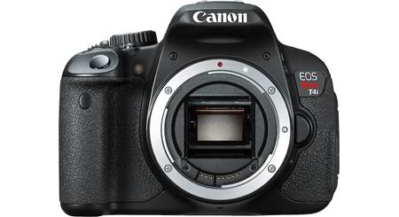 Canon EOS Rebel T4i (no lens included)