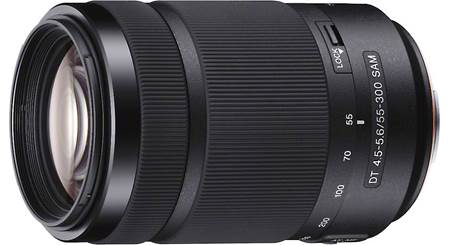 Sony SAL55300 55-300mm f/4.5-5.6 DT