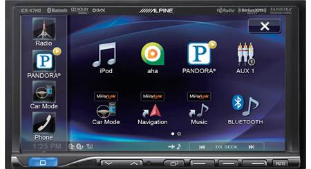 Alpine ICS-X7HD