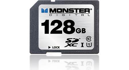 Monster Digital SDXC Memory Card