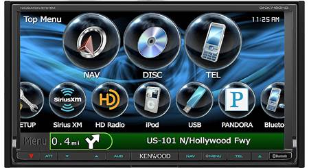 Kenwood DNX7190HD