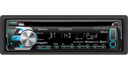 Kenwood KDC-BT755HD