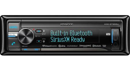 Kenwood KDC-BT855U