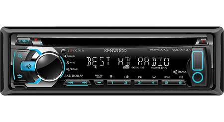 Kenwood Excelon KDC-X497
