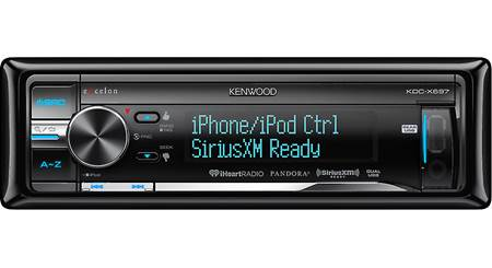 Kenwood Excelon KDC-X697