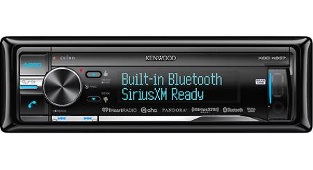 Kenwood Excelon KDC-X897