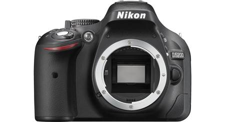 Nikon D5200 (no lens included)