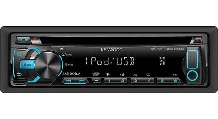 Kenwood KDC-255U CD receiver at Crutchfield on kenwood kdc wiring-diagram, kenwood kdc 252u specs, kenwood head unit,