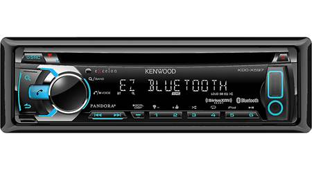 Kenwood Excelon KDC-X597