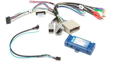 PAC RP4-FD11 Wiring Interface