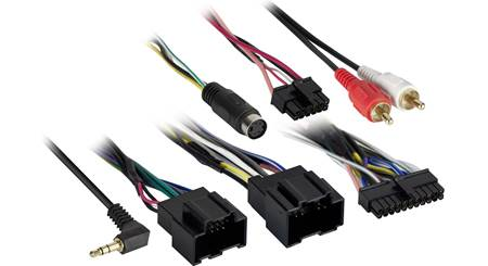 Axxess AX-ADGM01 Interface Harness