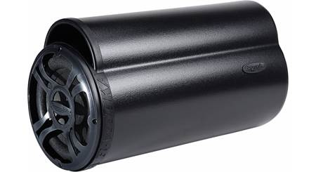 bazooka bta8250d bt series 160 watt powered 8\
