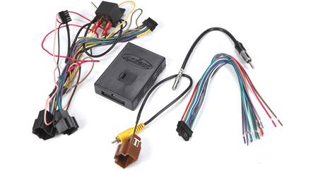 Axxess GMOS-LAN-02 Wiring Interface