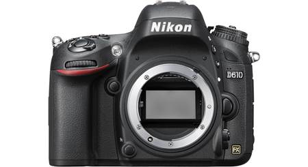 Nikon D610 (no lens included)