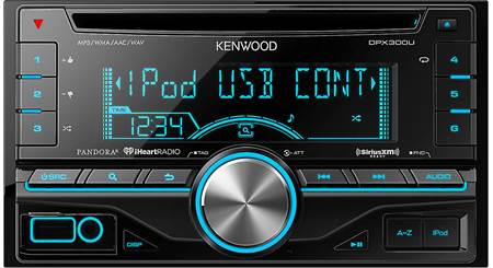 Kenwood DPX300U (Refurbished)