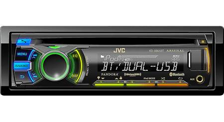 JVC Arsenal KD-A845BT