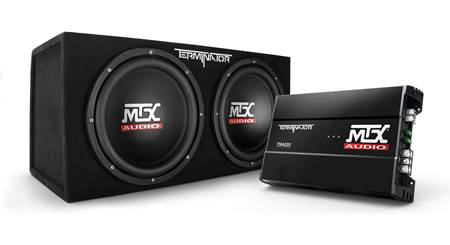 MTX TNP212D2 Bass Package