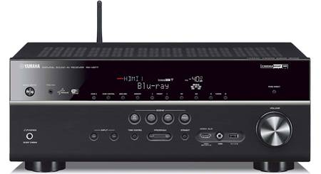 Yamaha Rx V679 72 Channel Home Theater Receiver With Wi Fi