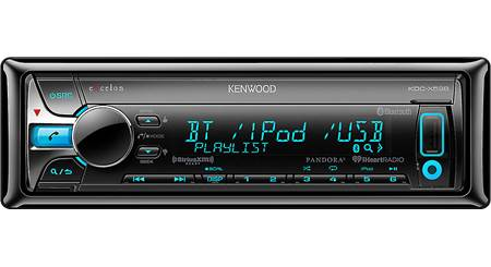 Kenwood Excelon KDC-X598