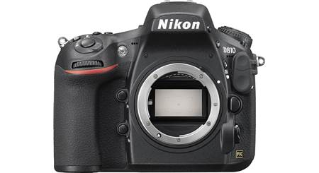 Nikon D810 (no lens included)